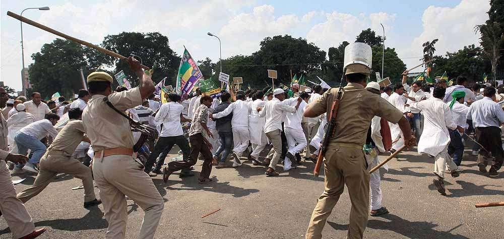 Delhi Constable Found Involved in Muzaffarnagar Riots: SIT