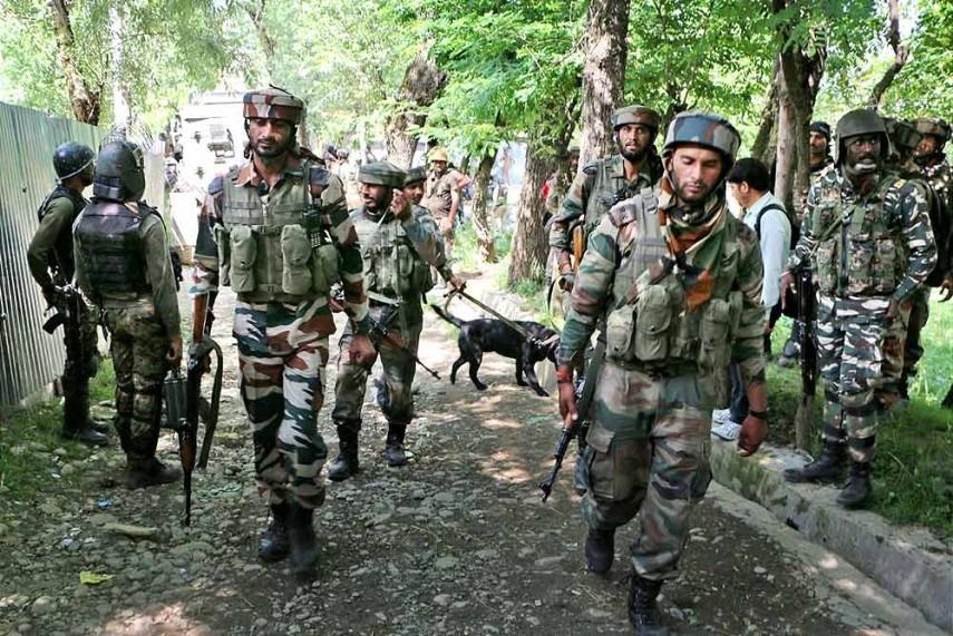 Encounter Underway in Kashmir's Kupwara, Militants Believed To Be Trapped