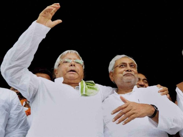 Old Rivals Lalu-Nitish Checkmate BJP in Bihar Bypolls