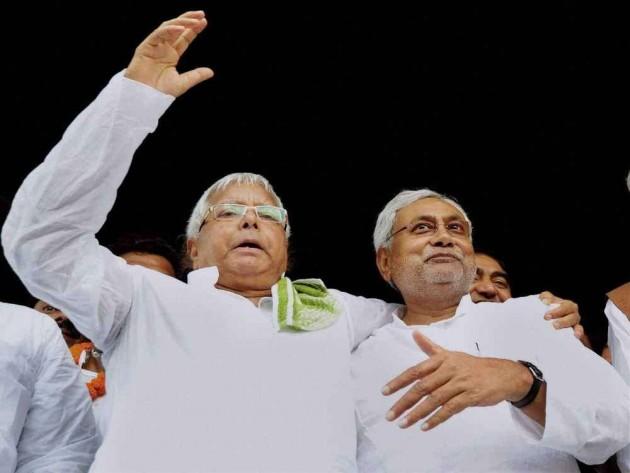 Old Rivals Lalu-Nitish Checkmate BJP in Bihar Bypolls