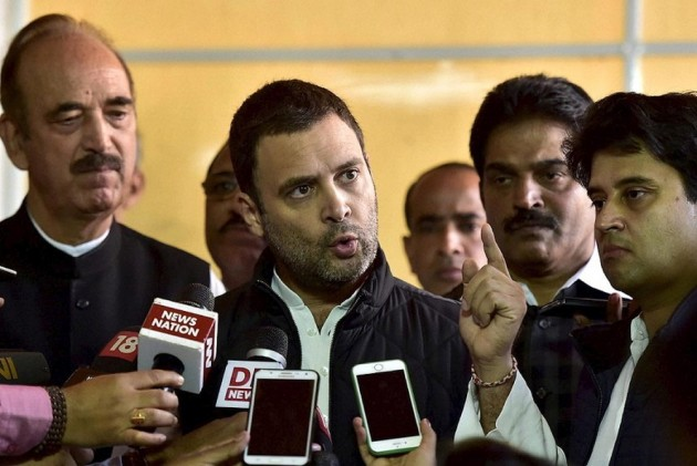After Rahul, now Cong's Twitter handle hacked