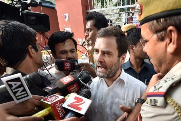 Modi government defends police 'excesses' against Rahul Gandhi, Arvind Kejriwal