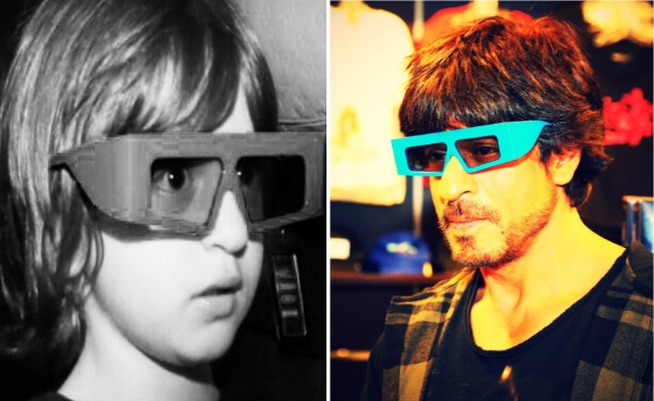 Here's How AbRam Is Helping Shah Rukh Khan In Promoting 'Raees'