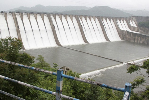 Narmada Dam Gallery