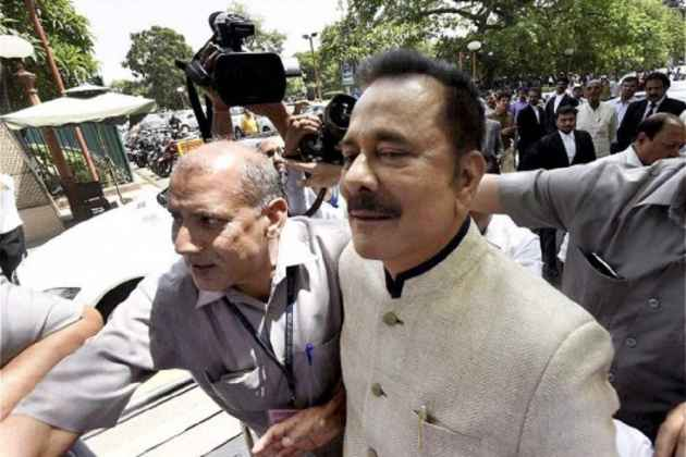 SC extends Sahara Chief Subrata Roy's interim bail till July 5