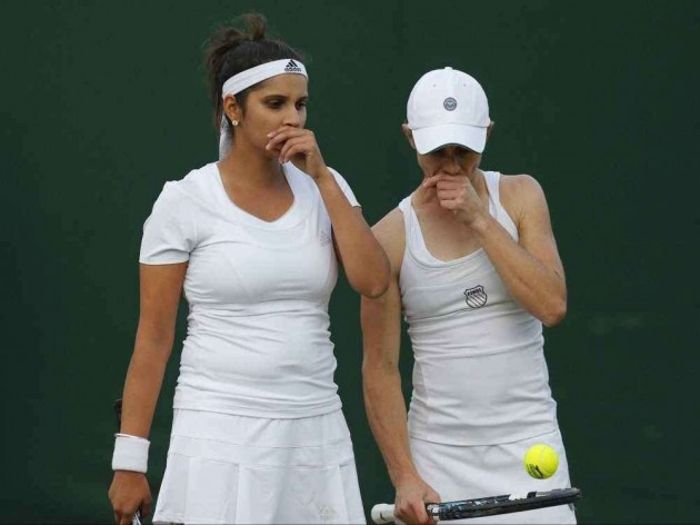 Sania Crashes Out of US Open Women's Doubles After Semi-Final Defeat