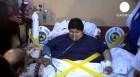 Saudi Man, Weighing 610 Kilos, Forklifted to Hospital