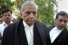 Shanti Bhushan Defends Subramaniam, Slams Govt