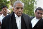 Shanti Bhushan Defends Subramaniam, Slams Govt