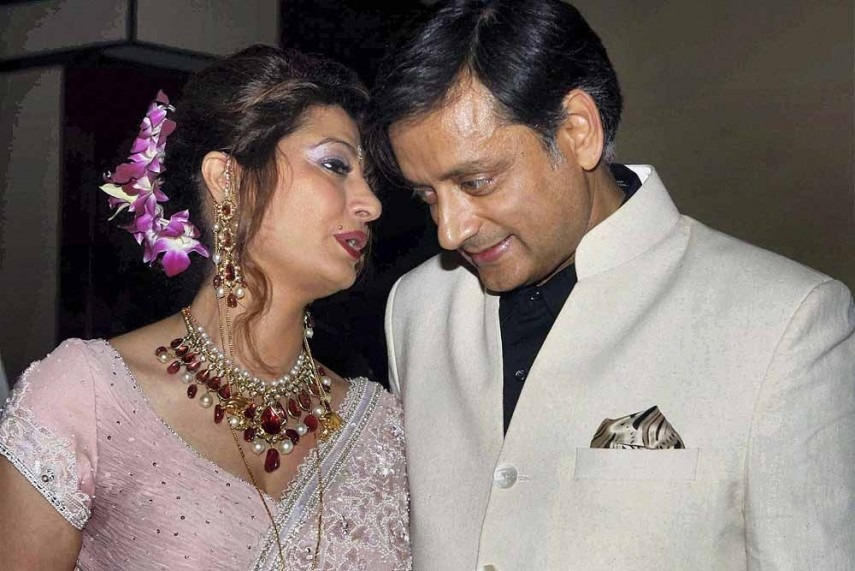 I Have Nothing to Hide: Tharoor on Sunanda Pushkar Case