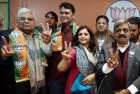 Shazia Ilmi Gets Her First Post in BJP After Leaving AAP