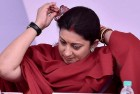 Complaint Registered Against a School In UP For Showing Smriti Irani's Video Conference
