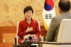 South Korea's Ousted President Park Geun-Hye Appears in Court