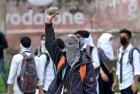 J&K: Clashes Break Out Between Security Forces And Students