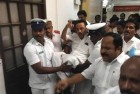 Stalin Detained for Staging Protest at Marina, DMK Cadres Held