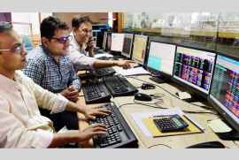 Sensex Climbs 124 Pts, Nifty Above 9,900 as RIL Leads Rally