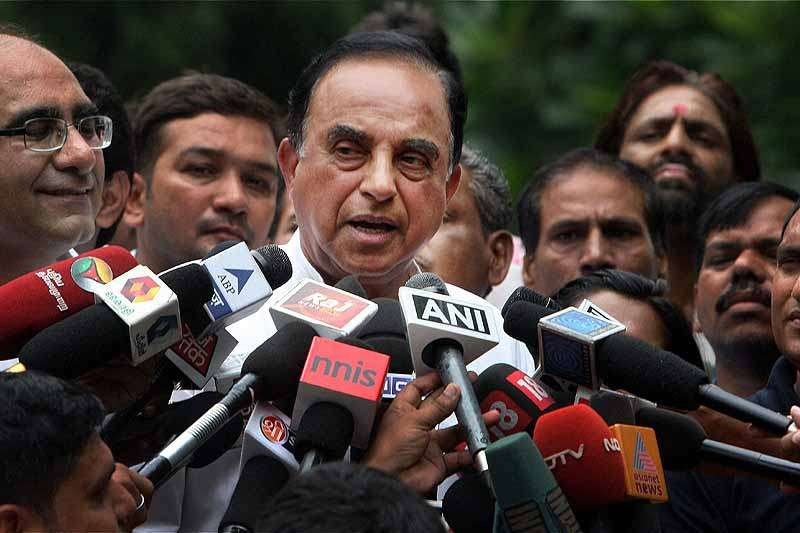 Take Steps to Rebuild Ram Temple in Ayodhya: Swamy
