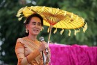 Suu Kyi's Party Retains Heartland Support in Myanmar Polls