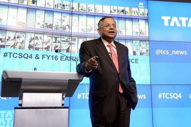 Tata Motors Appoints N Chandrasekaran As Its Chairman With Immediate Effect