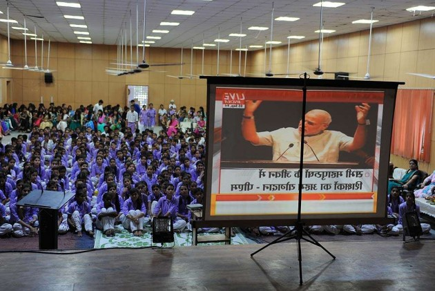 Educating Girls My Priority: Modi's Teachers' Day Message