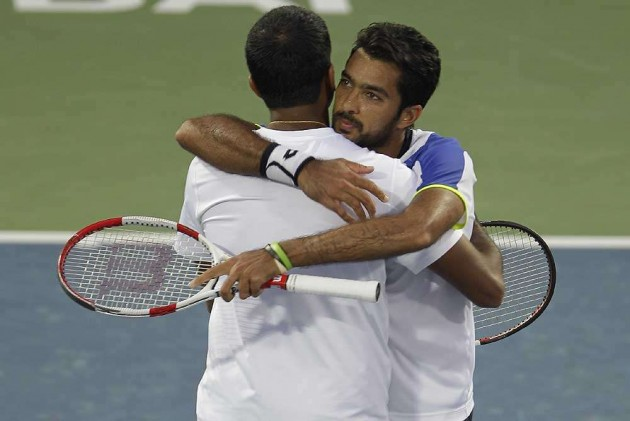 Bopanna-Qureshi Out of US Open After Defeat to Italian Duo