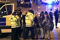 UK Political Parties Suspend Election Campaign After Manchester Attack