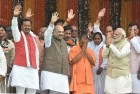 RSS Did Not Interfere In Yogi Adityanath's Selection As UP CM, Says Venkaiah Naidu