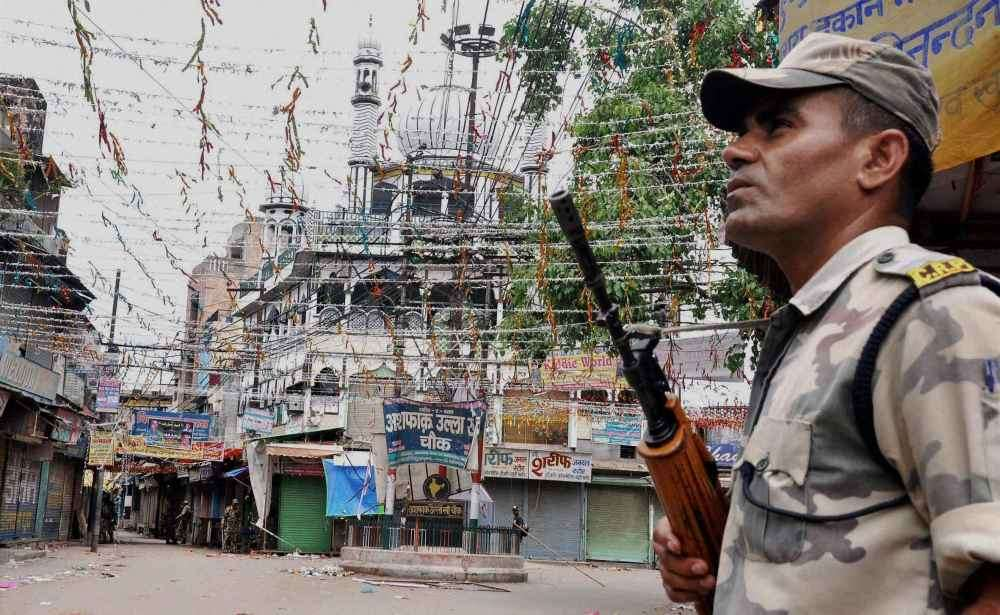 Curfew Relaxed in Saharanpur, Eid Prayers Offered