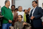 Shiv Sena Slams BJP Over Ex-Gratia To Burhan Wani's Kin