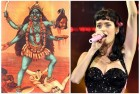 Katy Perry Slammed Online For Posting Image of Goddess Kali
