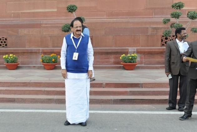 Centre Will Support Tamil Nadu No Matter Who CM Is, Says Venkaiah Naidu