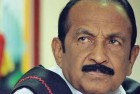 MDMK Chief Vaiko Denied Entry Into Malaysia, Questioned For His Alleged Link With LTTE