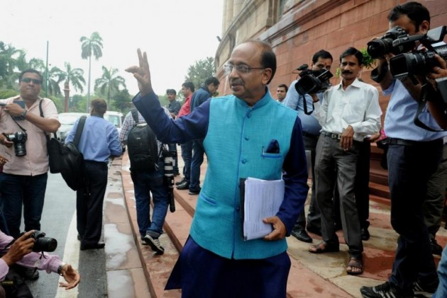 Vijay Goel Refuses To Comment On Supreme Court's Sacking Of Anurag Thakur