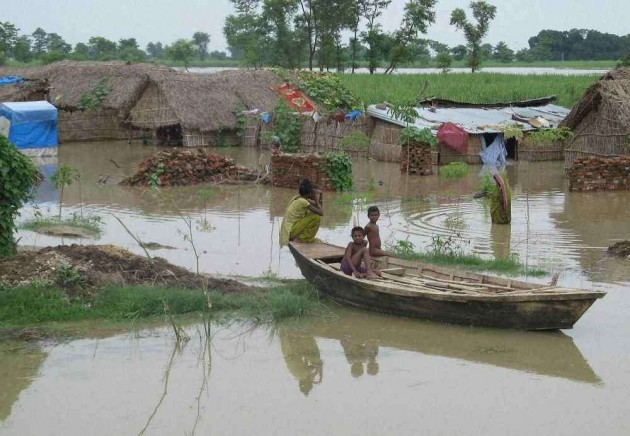 UP Flood Toll at 28; More Than 1,000 Villages Hit
