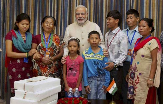 PM Modi Reunites Nepalese Youth With Parents After 16 Years