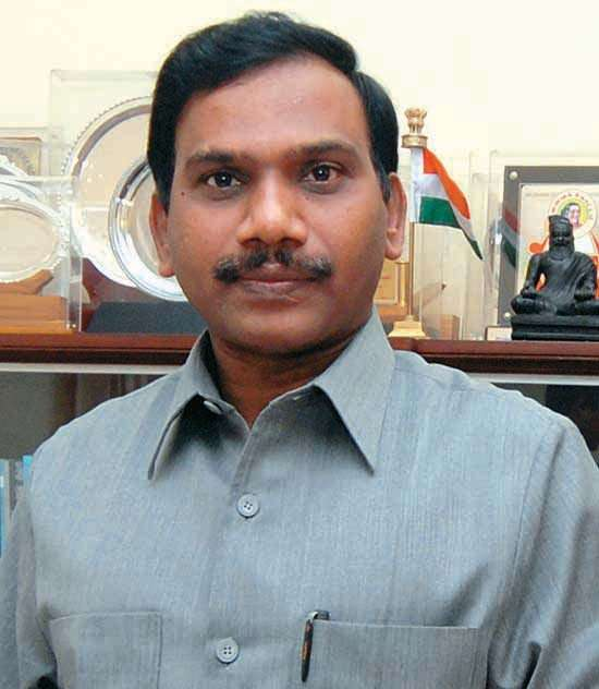 2G: Not Involved in Rs 200 Cr Transaction, Claims A. Raja