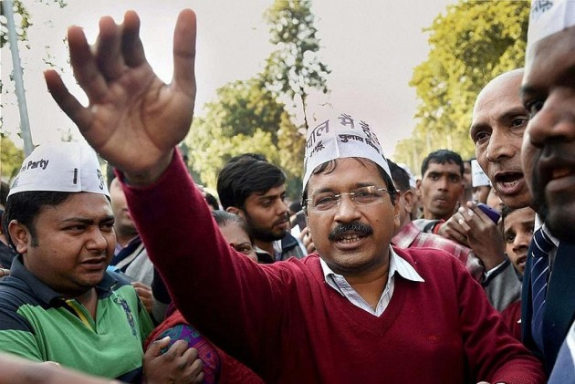 AAP Plans Protest Rally Outside EC Office Over EVM Tampering Issue