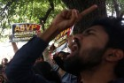Tension in DU North Campus, Students' Groups Protest Against ABVP Violence