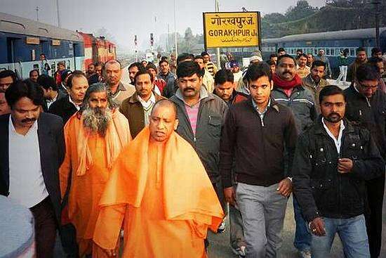 Riots Take Place Wherever Minorities Are More Than 10%: Adityanath