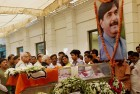 Tributes Paid to Gopinath Munde on First Death Anniversary