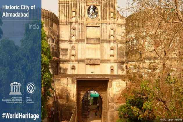 UNESCO Declares Walled City Of Ahmedabad As India's First World Heritage City