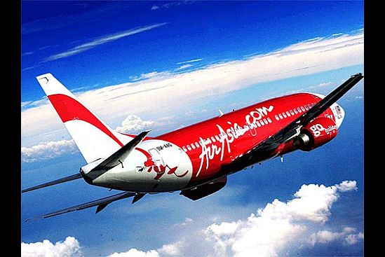 AirAsia Withdraws In-Flight Mag for Carrying Wrong India Map