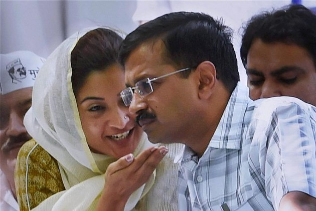 Exit polls predict AAP rout, BJP win in Delhi