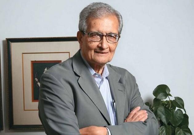 amartya sen received nobel prize for ground breaking work in welfare economics