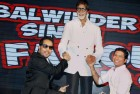 Big B Calls Mika a Tough Competitor in Acting