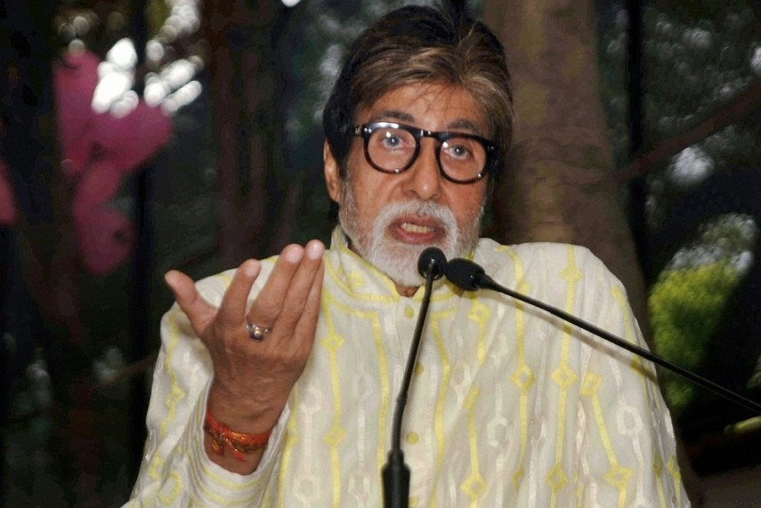 Amitabh Bachchan Appointed WHO's Goodwill Ambassador for Hepatitis