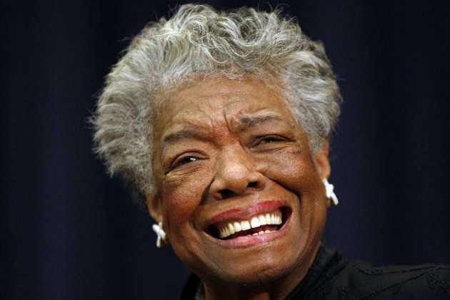 Renowned Author and Poet Maya Angelou Dead