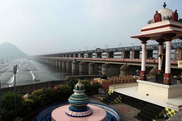 AP's New Capital to Be 'Around Vijayawada'