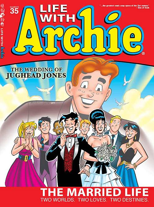 Singapore Bans Archie Comics Featuring Gay Marriage