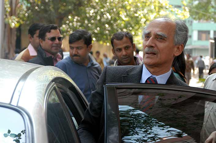 Modi a 'Narcissist', Running 'One-Man Presidential Government': Shourie